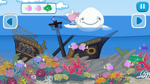 Pirate treasure: Fairy tales for Kids android2mod screenshots 4