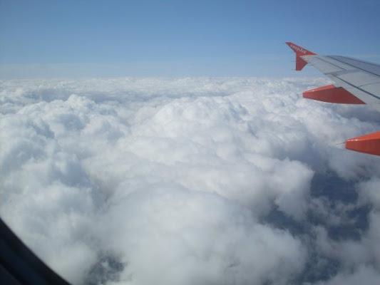 Volare sopra le nuvole di felipe