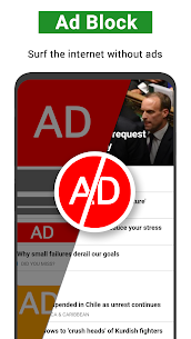 AdBlock – Block ad for all browers,ad blocker plus 2.3.034 Mod + Data Download 1