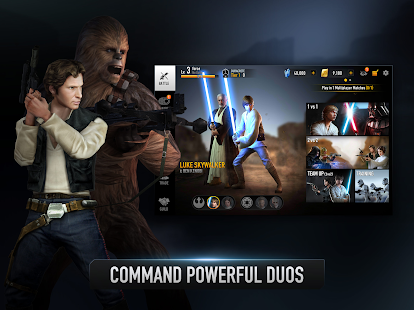 Star Wars: Force Arena screenshot 9