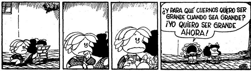 Stryptor - Comic strips transcriptor - Mafalda 05-124