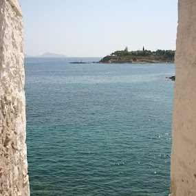 Spetses, Greece by Gordon Coldwell - Landscapes Travel