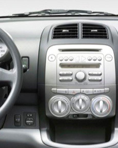 Subaru Justy 2007-2009