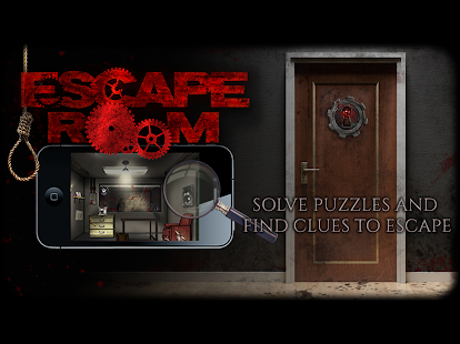 Escape Room The Movie Game- screenshot thumbnail