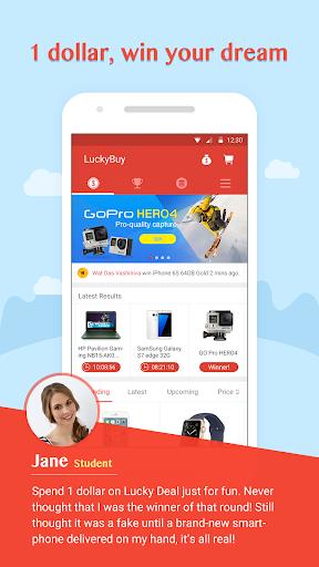 玩免費購物APP|下載Lucky Deal - $1 win your dream app不用錢|硬是要APP