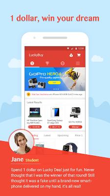 Lucky Deal - $1 win your dream - screenshot