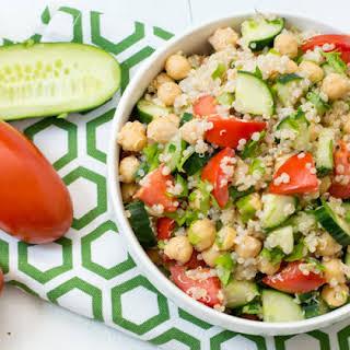 Quinoa Cucumber Tomato Salad Recipes.
