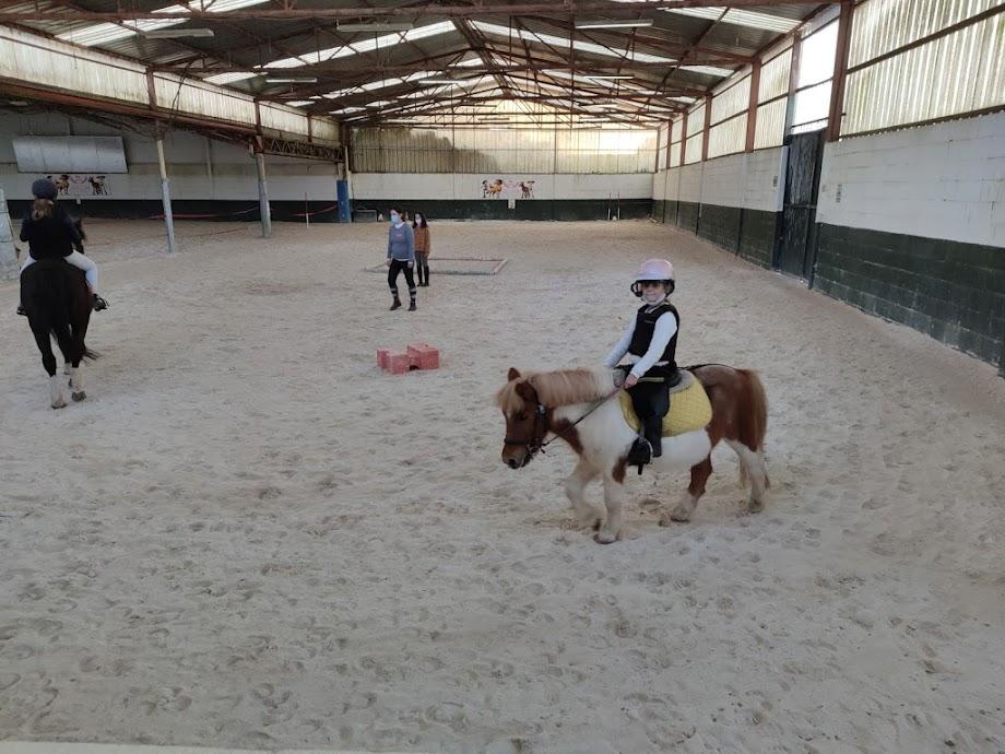 Foto Escuela Equitación San Cosme 17