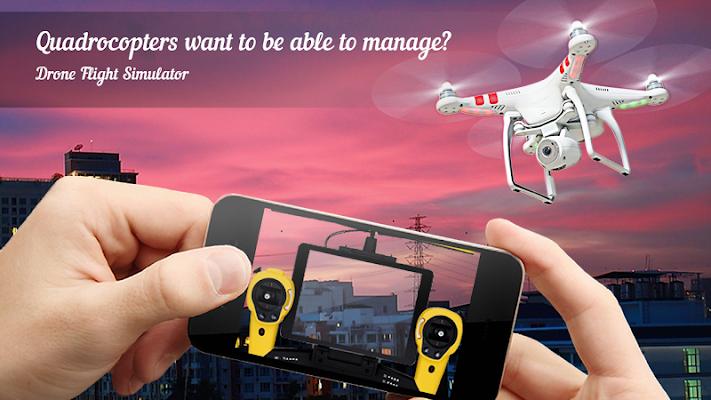 Drone Flight Simulator - screenshot