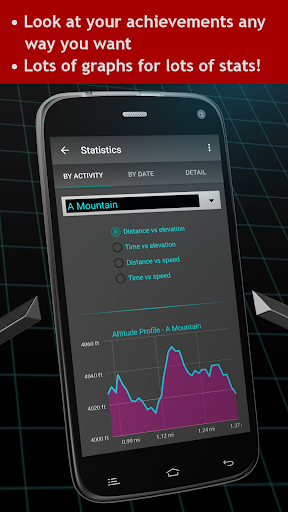Walking Odometer Pro: GPS Fitness Pedometer screenshots 10