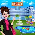 Girl Hotel Resort Manager: Virtual Room Cleaning APK