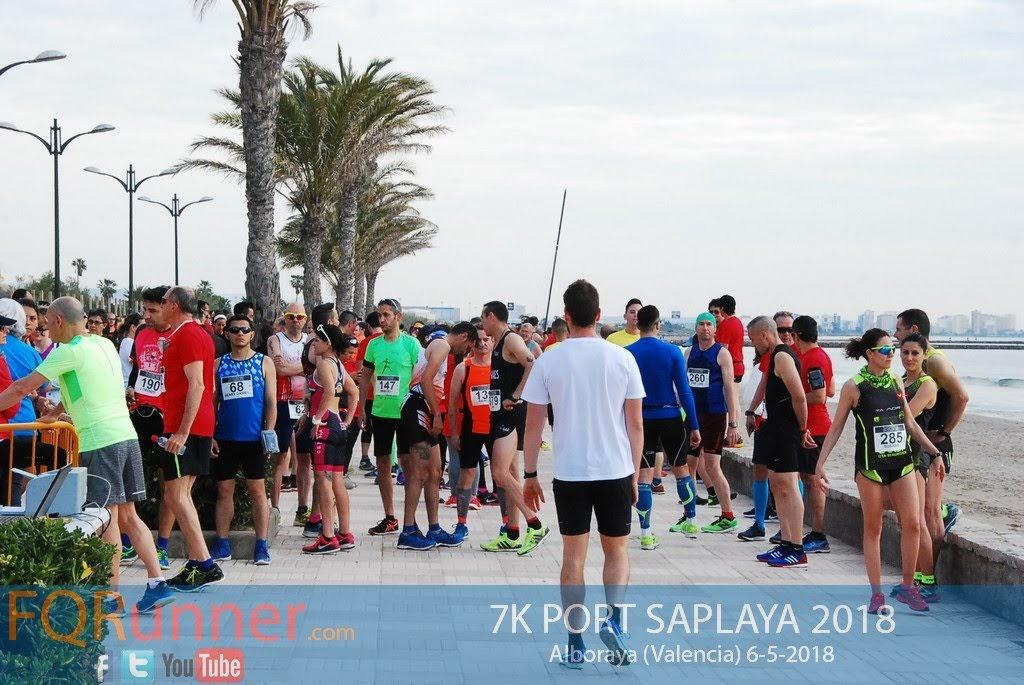 Fotos 7K Port Saplaya 2018