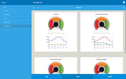 Eijsync personeelsplanner screenshot 6