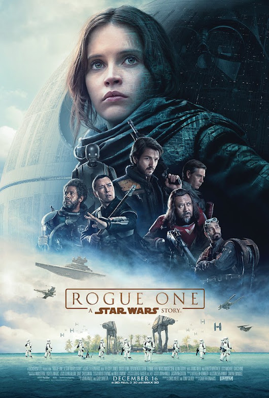 Movie Review - Rogue One : A Star Wars Story