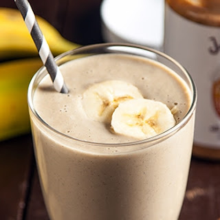 Justin's Almond Butter Smoothie