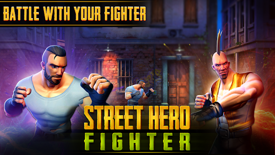 Street Hero Fighter 3D - náhled