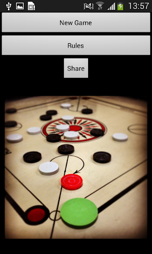 Play Carrom or Karrom