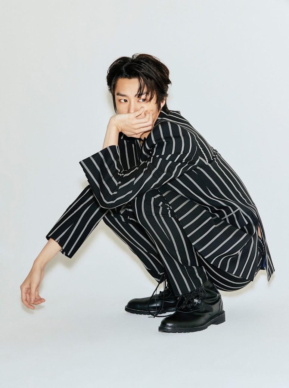 hyungwon body 13