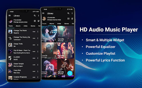 Music Player &Equalizer-Free Download Music Player for PC