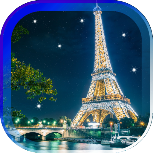個人化App|Paris City live wallpaper LOGO-3C達人阿輝的APP