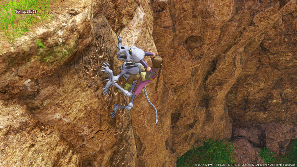 [Dragon Quest XI] เปิดโลกกว้างด้วยมอนสเตอร์!