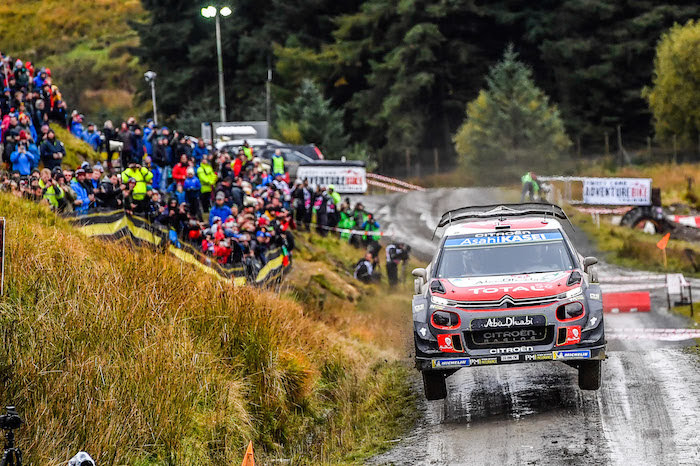Preparations underway for the return of Wales Rally GB