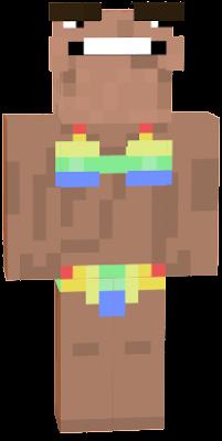 Download Skin Minecraft Pe Meme | PNG & GIF BASE