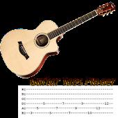 Guitar tabs finder