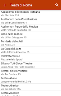 Teatri di Roma- screenshot thumbnail
