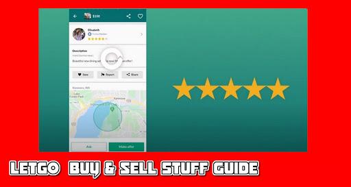 Letgo : buy & sell Stuff Guide cheat hacks