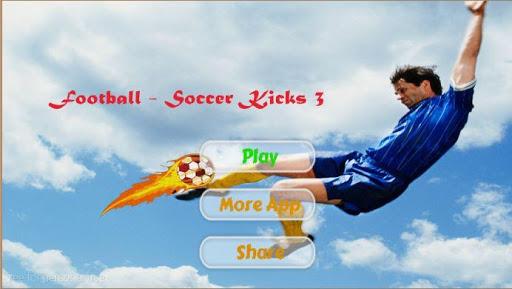 Football - Soccer Kicks 3