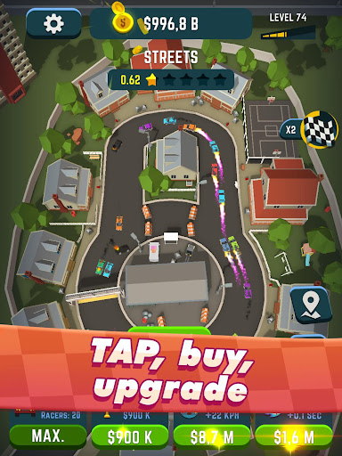 Idle Race Rider u2014 Car tycoon simulator 0.7.1 screenshots 7