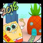 3D Bikini Bottom Super Sponge Bob 2 Free Game.