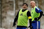 """Maradona gaat eens helemaal los over Argentinië: """"Dit team verdient het Argentijnse shirt niet"""""""