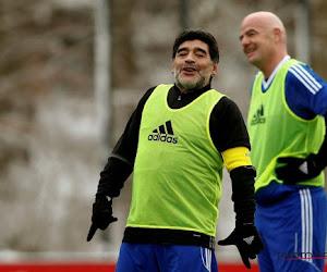 Diego Maradona quitte déjà son nouveau club