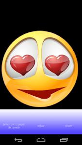 Emoticons Cute Love screenshot 5