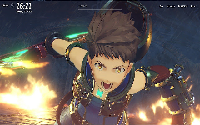 Xenoblade Chronicles 2 Wallpapers Hd Browser Extension Profile Extpose