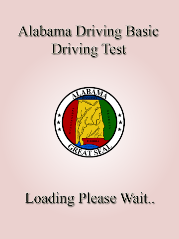 android Alabama Car Driving Test Screenshot 6