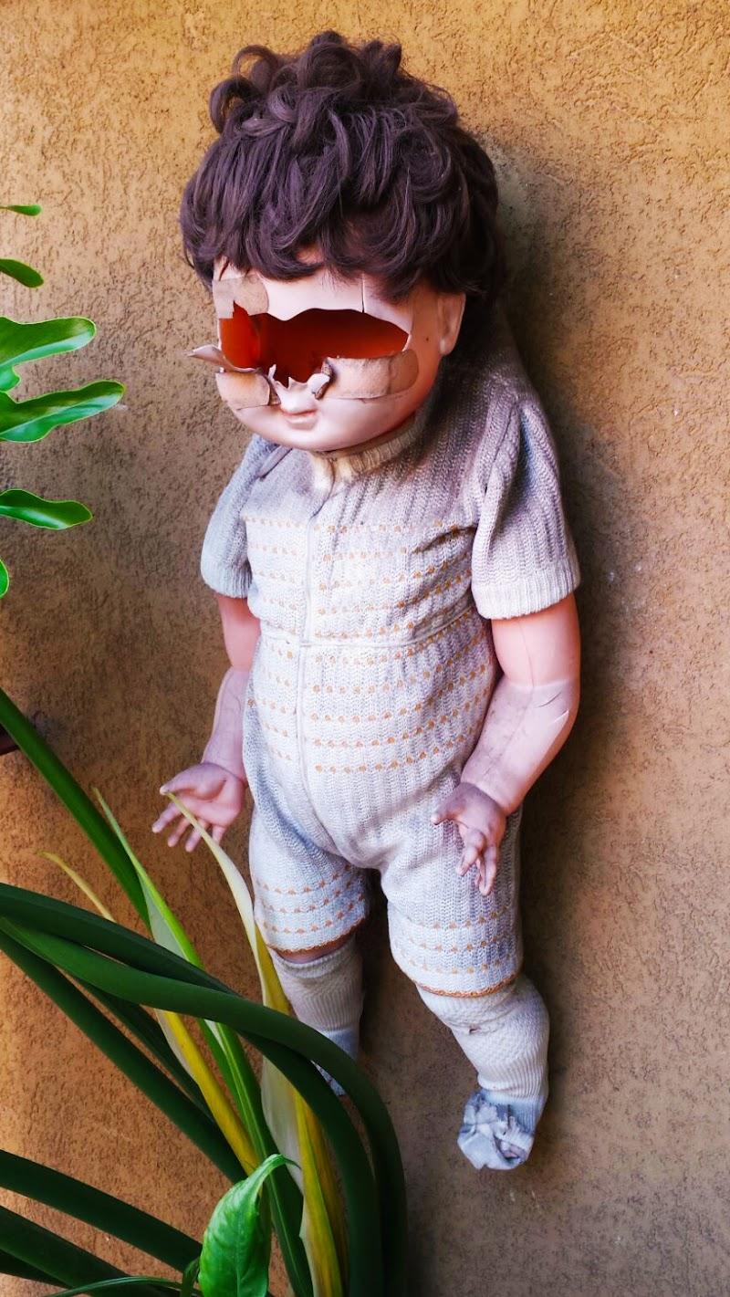 Vecchia bambola di Denise99