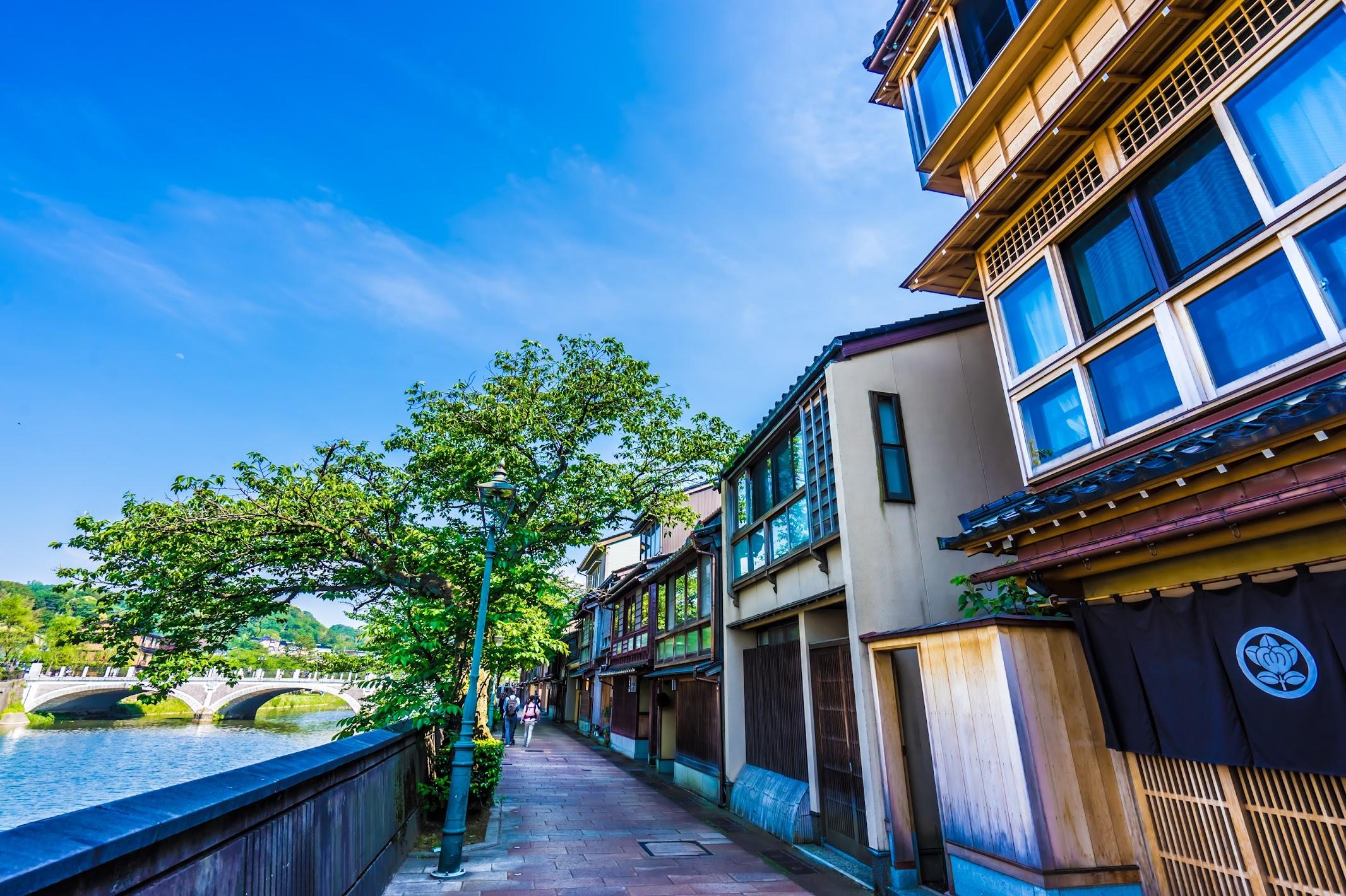 Kanazawa Kazue-machi Chaya District2
