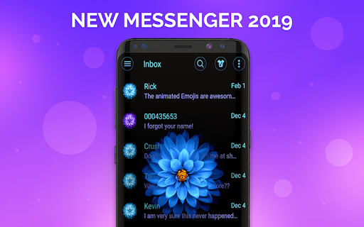 New Messenger Version 2020 screenshots 1