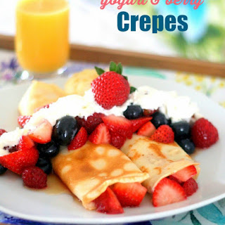 Easy & Yummy Crepes.