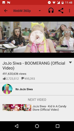 All Songs Jojo Siwa 1.3 screenshots 6