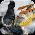 Banana Donkey Kong icon