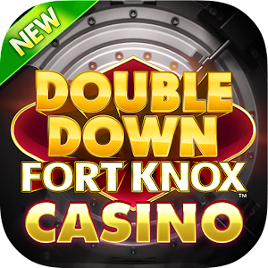 Casino Slots DoubleDown Fort Knox Free Vegas Games 1.23.7 by Double Down Interactive LLC logo