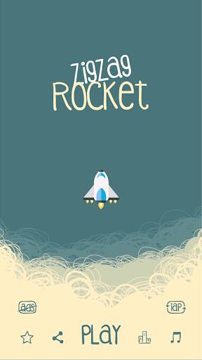 Zig Zag Rocket
