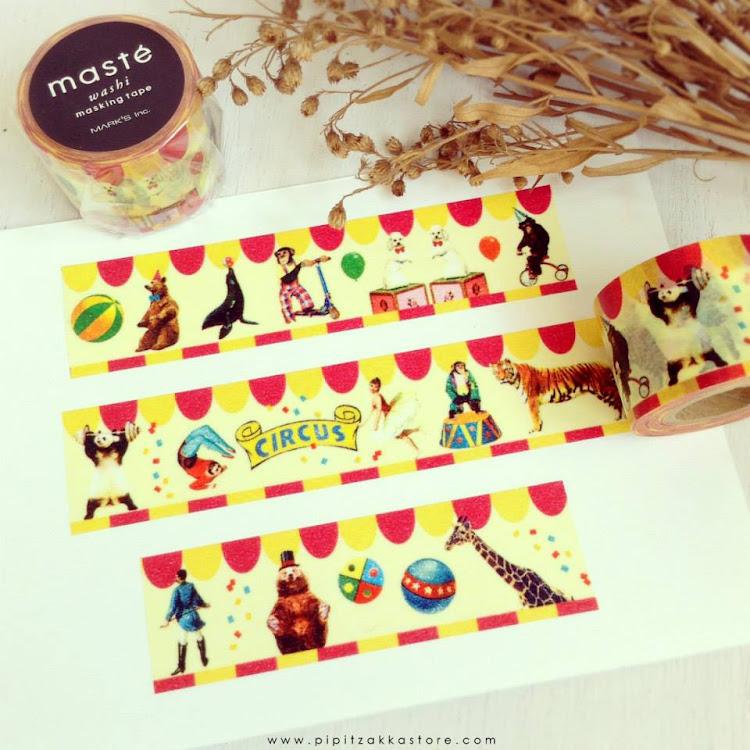 Multi - MST-MKT14-A by Masté by Pipit Zakka Store