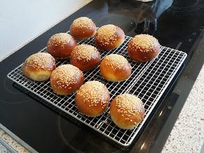 Photo: Hokkaidobroodjes met Tang Zhongmethode