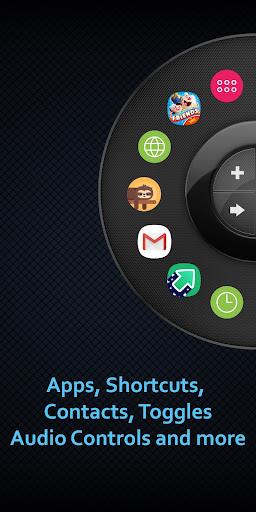 Wheel Launcher a free customizable sidebar screenshots 1