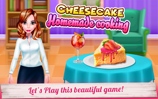 Cheese Cake Homemade Cooking 1.0.1 app download 1